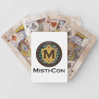 MISTI-Con Playing Cards
