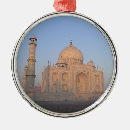 Mística el Taj Mahal Adornos De Navidad