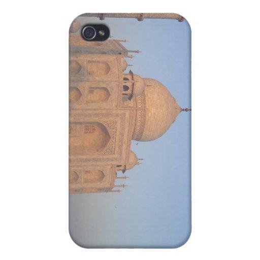 Mística el Taj Mahal iPhone 4 Carcasa