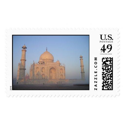 Mística el Taj Mahal Sello