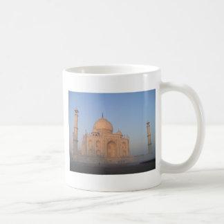 Mística el Taj Mahal Taza De Café