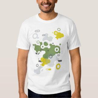Místico - camiseta extranjera urbana de la pintada playeras