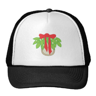 Mistle Toe Hat