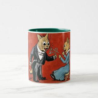 Mistletoe for You Christmas Gift Mug