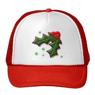 Mistletoe Trucker Hat
