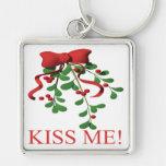 Mistletoe Key Chains