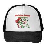 Mistletoe Maniac Trucker Hat