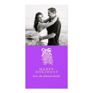 Mistletoe Photo Card