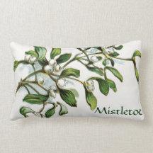 Mistletoe Pillow
