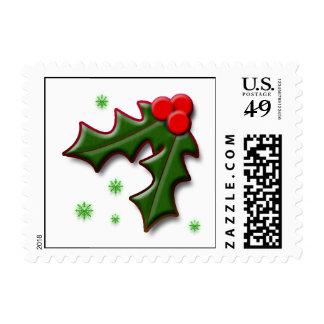 Mistletoe Postage