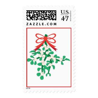 Mistletoe Stamp