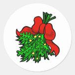 Mistletoe Sticker