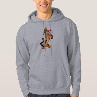 Mistletoe Tigger Hoodie
