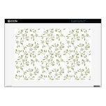 """Mistletoes Decals For 15"""" Laptops"""
