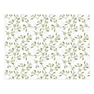 Mistletoes Postcard