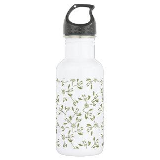Mistletoes Stainless Steel Water Bottle