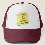 mistress in Argentina Trucker Hat