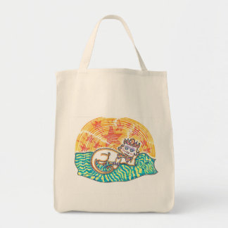 Mistress Marshmallow the Pampered Pussycat Tote Bag