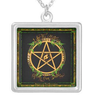 Mistress of Destiny Pentacle Necklace
