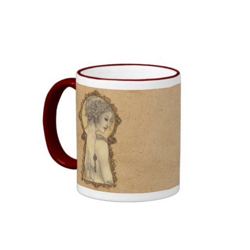 Mistress of the Key Ringer Mug