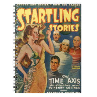 Mistress of Time Notebook