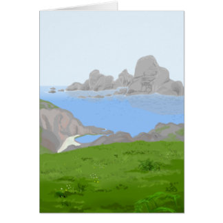 Mists of Avalon Note Card