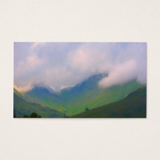 MISTS OF SCOTLAND BUSINESS CARD