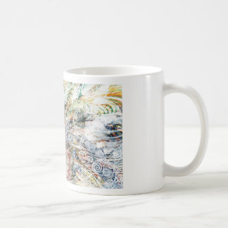 Mists of the spirit realm coffee mug