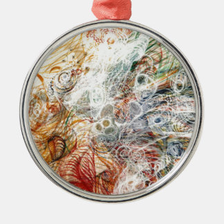 Mists of the spirit realm metal ornament