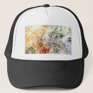 Mists of the spirit realm trucker hat