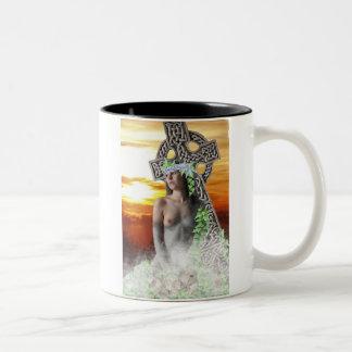 mists Two-Tone coffee mug