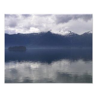 Misty Alaska Photo Print