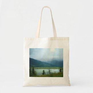 Misty Banff Tote Bag