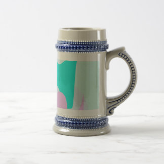 Misty Blue Mugs