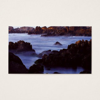 Misty Coast Business Card