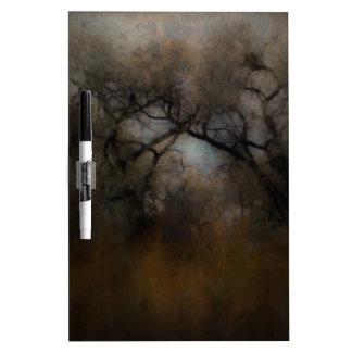 Misty Cottonwoods Dry-Erase Whiteboards