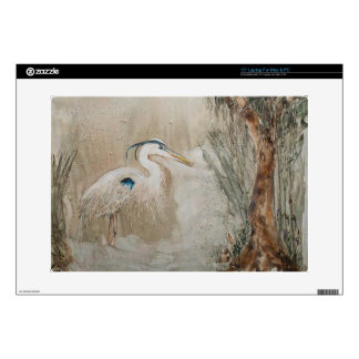 "Misty Cove 15"" Laptop Skin For Mac & PC"
