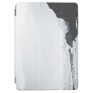 Misty Crashing waves iPad Air Cover