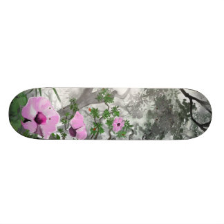 Misty Day Skateboard