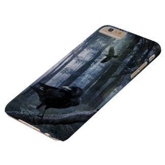 Misty Forest Crows Barely There iPhone 6 Plus Case