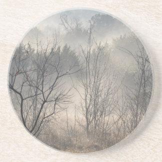 Misty Forest.jpg Drink Coaster
