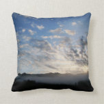 Misty Forest Pillow