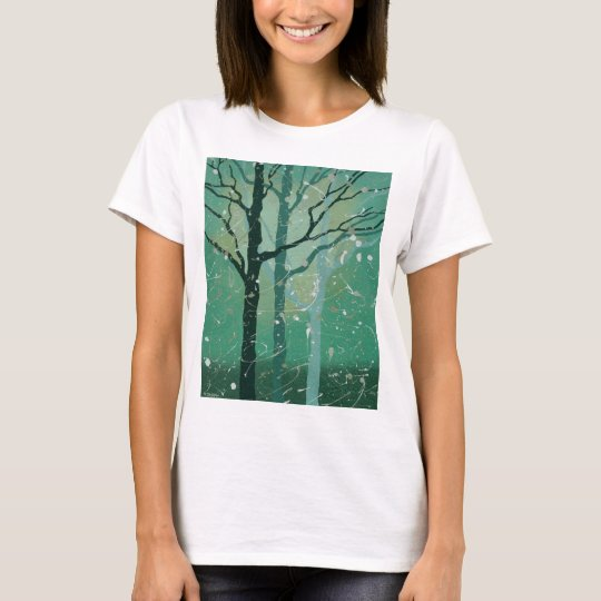Misty Forest T-Shirt