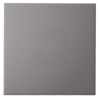 Misty Grey Color Gray Trend Blank Template Ceramic Tile