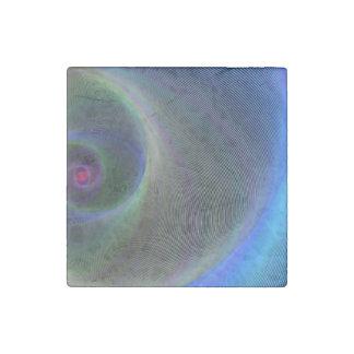 Misty hypnosis stone magnet