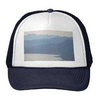 Misty Lake Trucker Hat