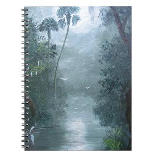 Misty Loxahatchee River Notebook