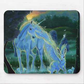 Misty Midsummers Morning Mouse Pad