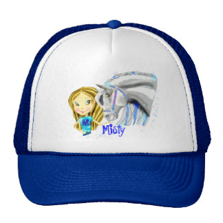 misty, Misty moo Trucker Hat