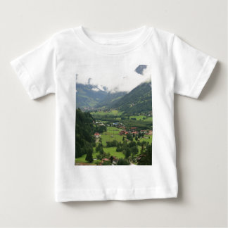 Misty morning in the Alps Baby T-Shirt